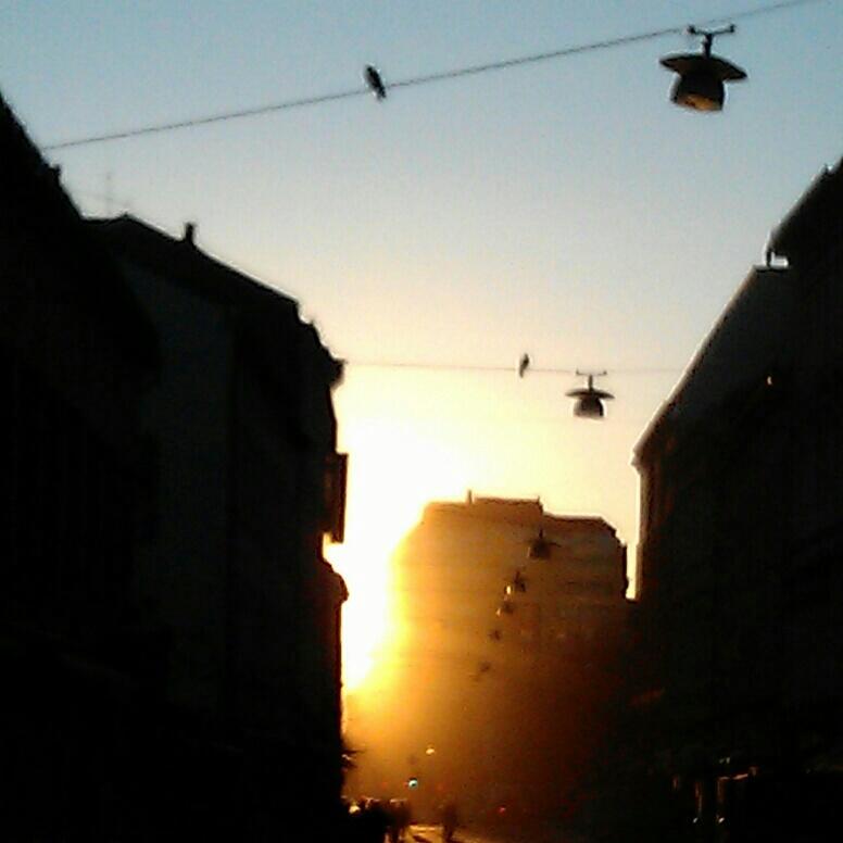 mars soloppgang